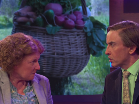 Alan Partridge's long-suffering assistant Lynn is back for This Time and viewers are loving it