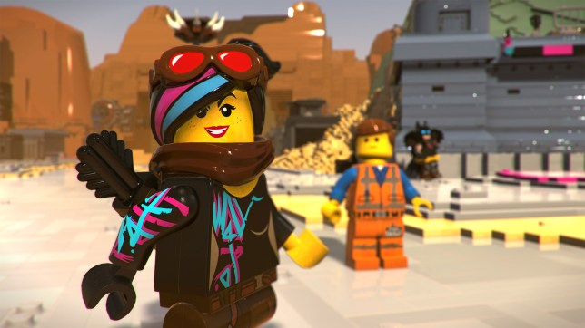 The Lego Movie 2 Videogame (PS4) - you're better off just watching the film