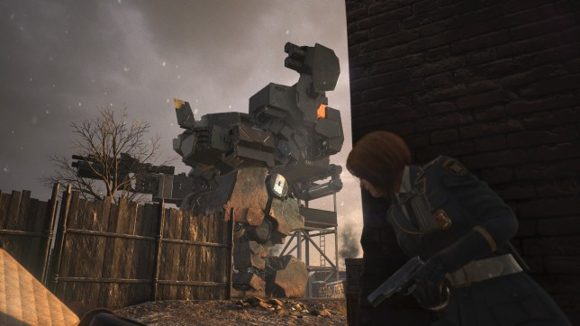 Left Alive (PS4) - its only flaw is that it's not very good