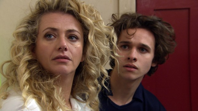 Maya and Jacob are caught in Emmerdale