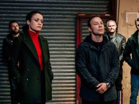 What time is Line of Duty on BBC One tonight and who is in the cast?