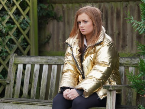 What's happened to EastEnders' Tiffany as she returns to Walford with her life in danger?