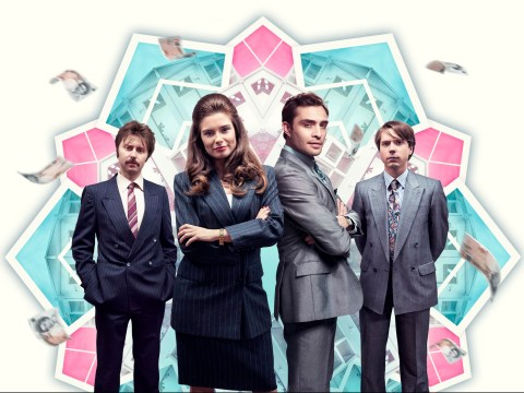 White Gold series two plot, cast including Ed Westwick and James Buckley, and when is it set?