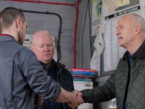 EastEnders spoilers: Keanu Taylor danger as Danny Hardcastle arrives in town wanting what he's owed