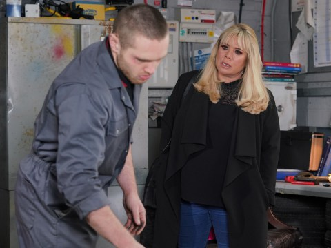 EastEnders spoilers: Sharon Mitchell to reveal Keanu Taylor affair?