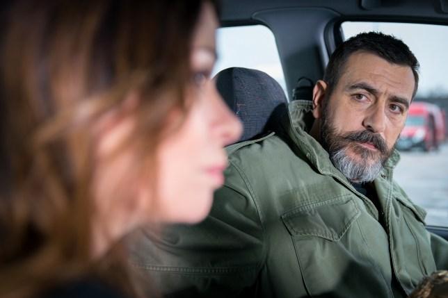 Carla begs Peter to stay in Coronation Street