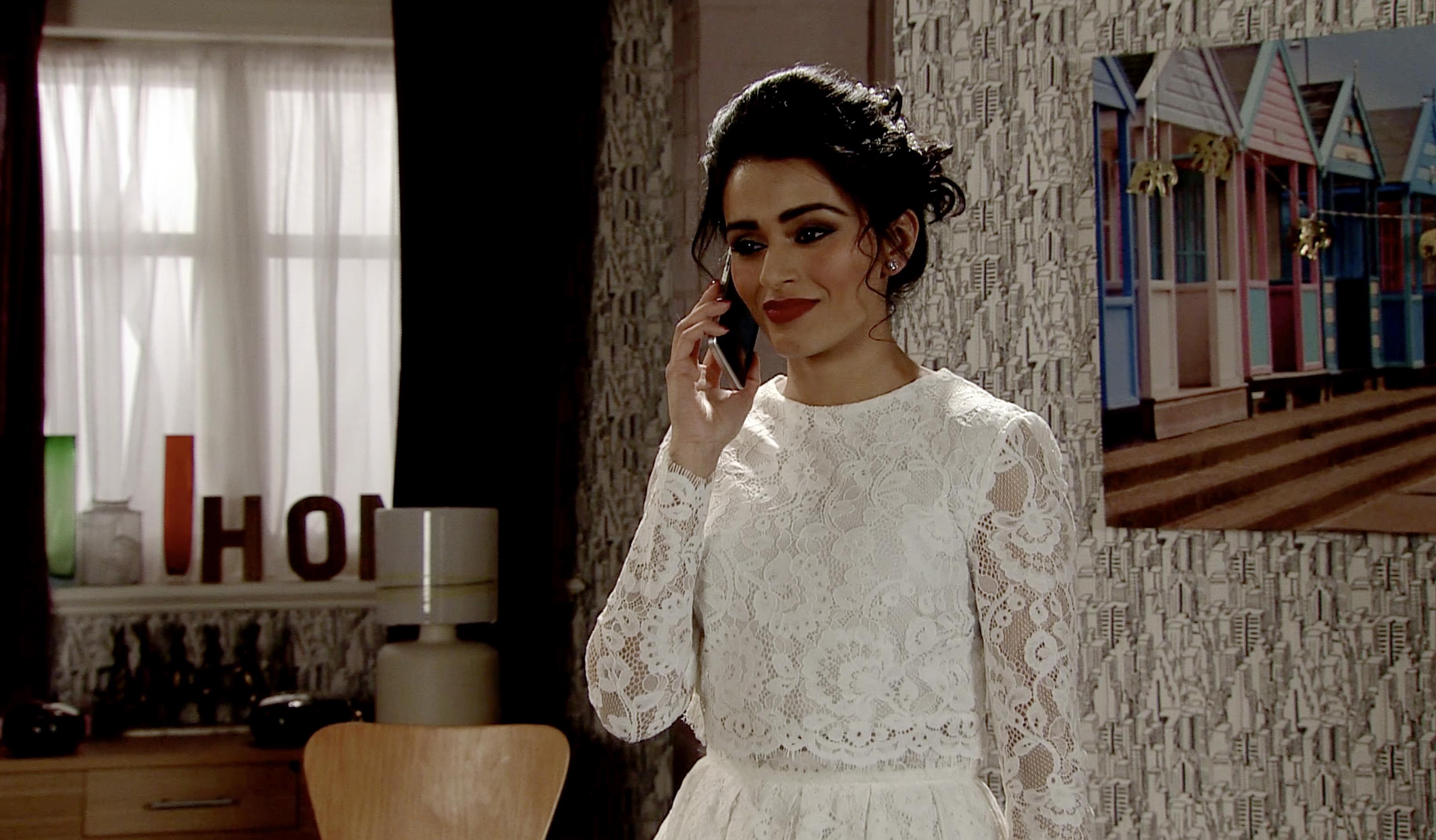 Bhavna Liimbachia as Rana Habeeb in Coronation Street