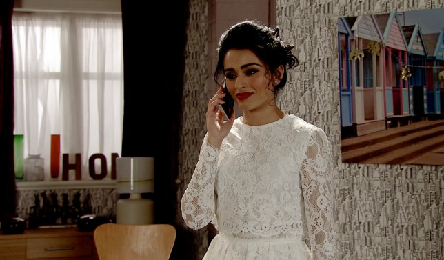 Bhavna Liimbachia as Rana Habeeb in Coronation Street