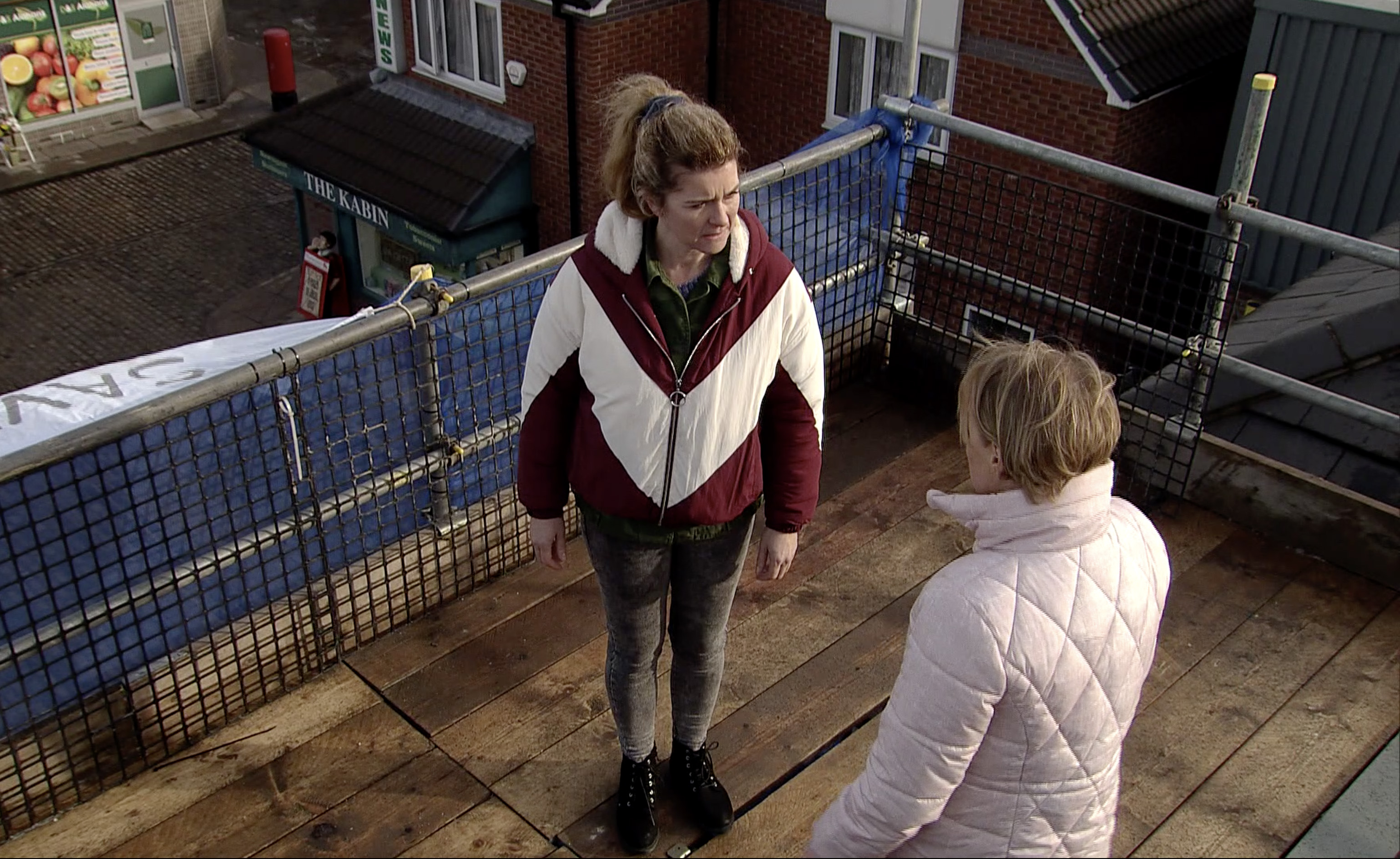 Coronation Street spoilers: Exit for Gina Seddon as she dies in Underworld collapse?