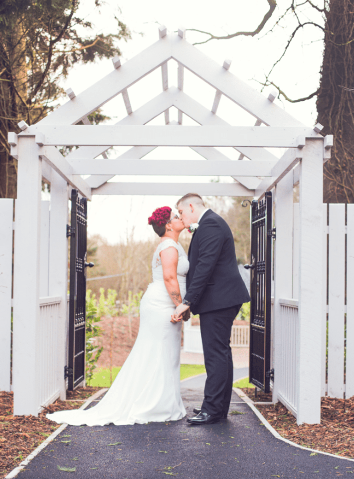 I missed my wedding because of cancer, so I rescheduled it for the anniversary of my diagnosis