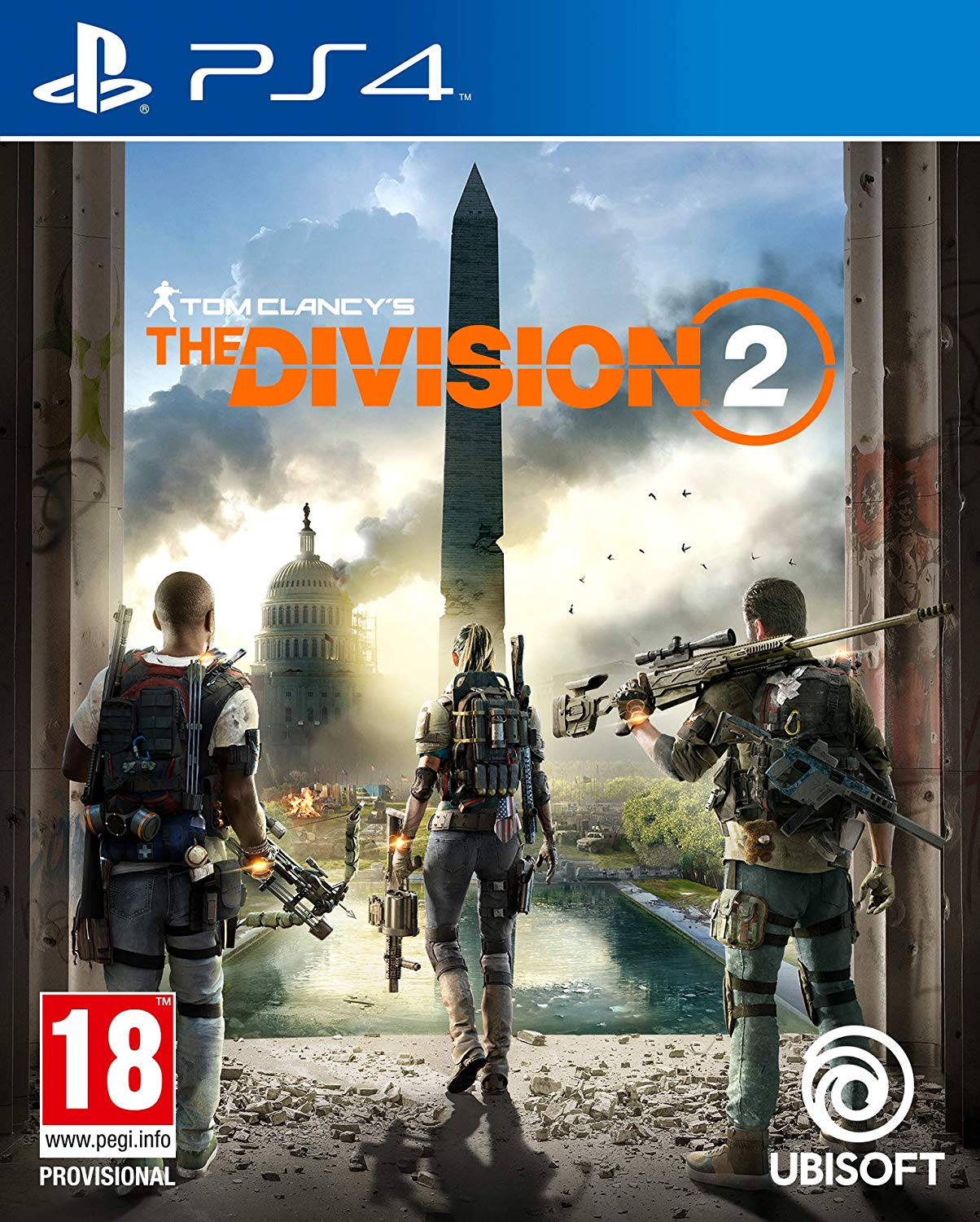 The Division 2 is back as new UK number one – Games charts 13 April