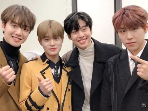 Brand New Music reveal new boyband will be called AB6IX