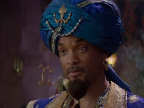 Will Smith has watched the new Aladdin and wants us to know it's 'fire'