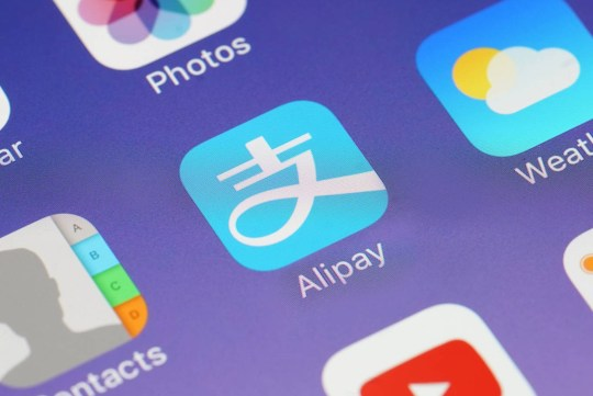AliPay is China's giant mobile payment app and it's coming