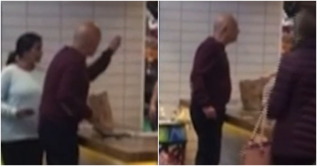 Vegetarian dad's explosive rant as McDonald's give him wrong order twice