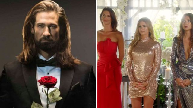 The Bachelor's Alex Marks chooses winner and declares his love in tense final