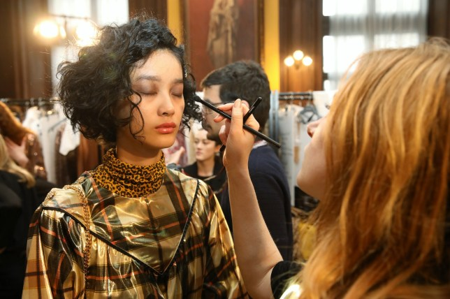 Backstage makeup tips from Paris Fashion Week AW19