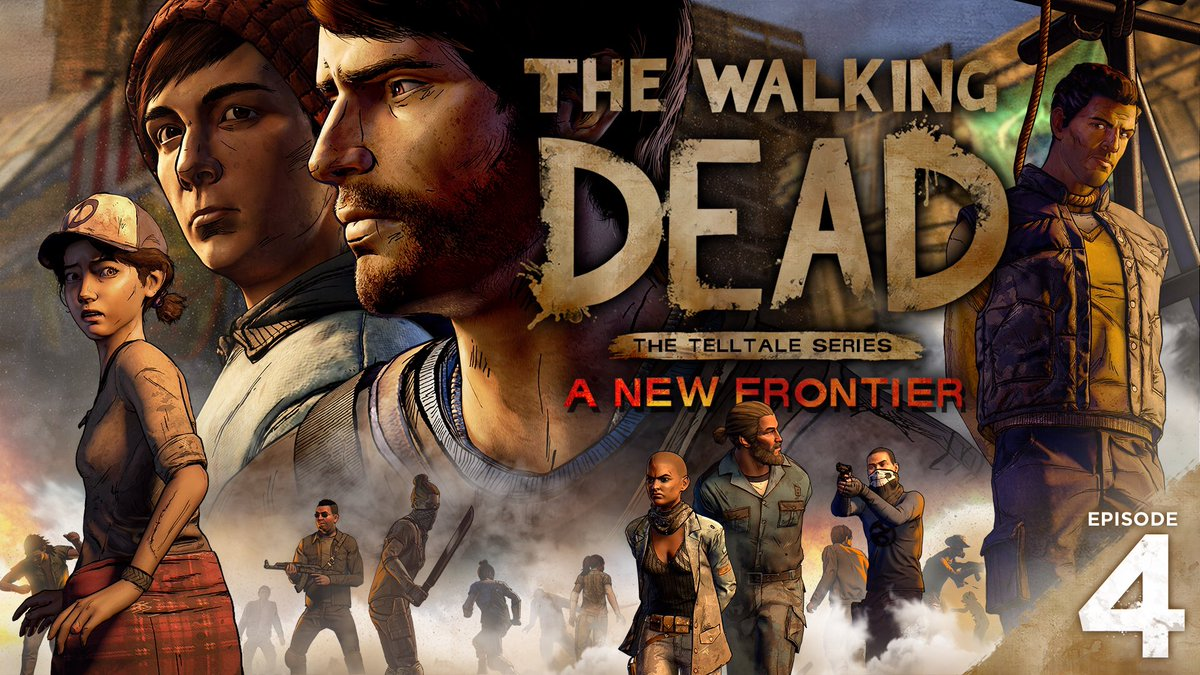 The Waking Dead: The Final Season Episode 4 review – Take Us Back