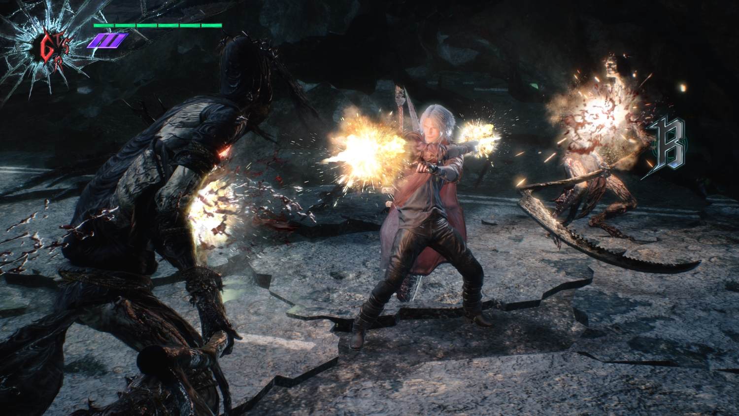 Devil May Cry 5 (PS4) - Dante, and friends, are back