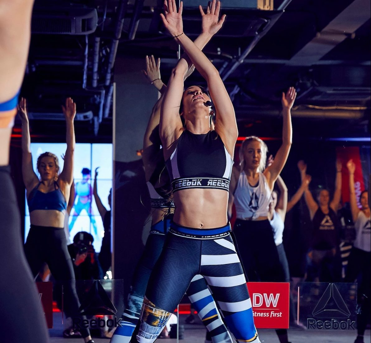 Gym holds a female 'takeover' in honour of International Women's Day