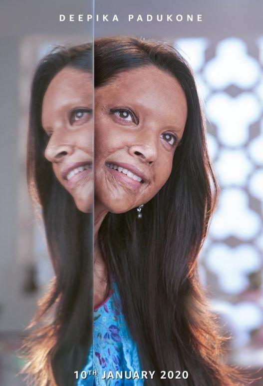 Deepika Padukone transforms into acid attack survivor for ...