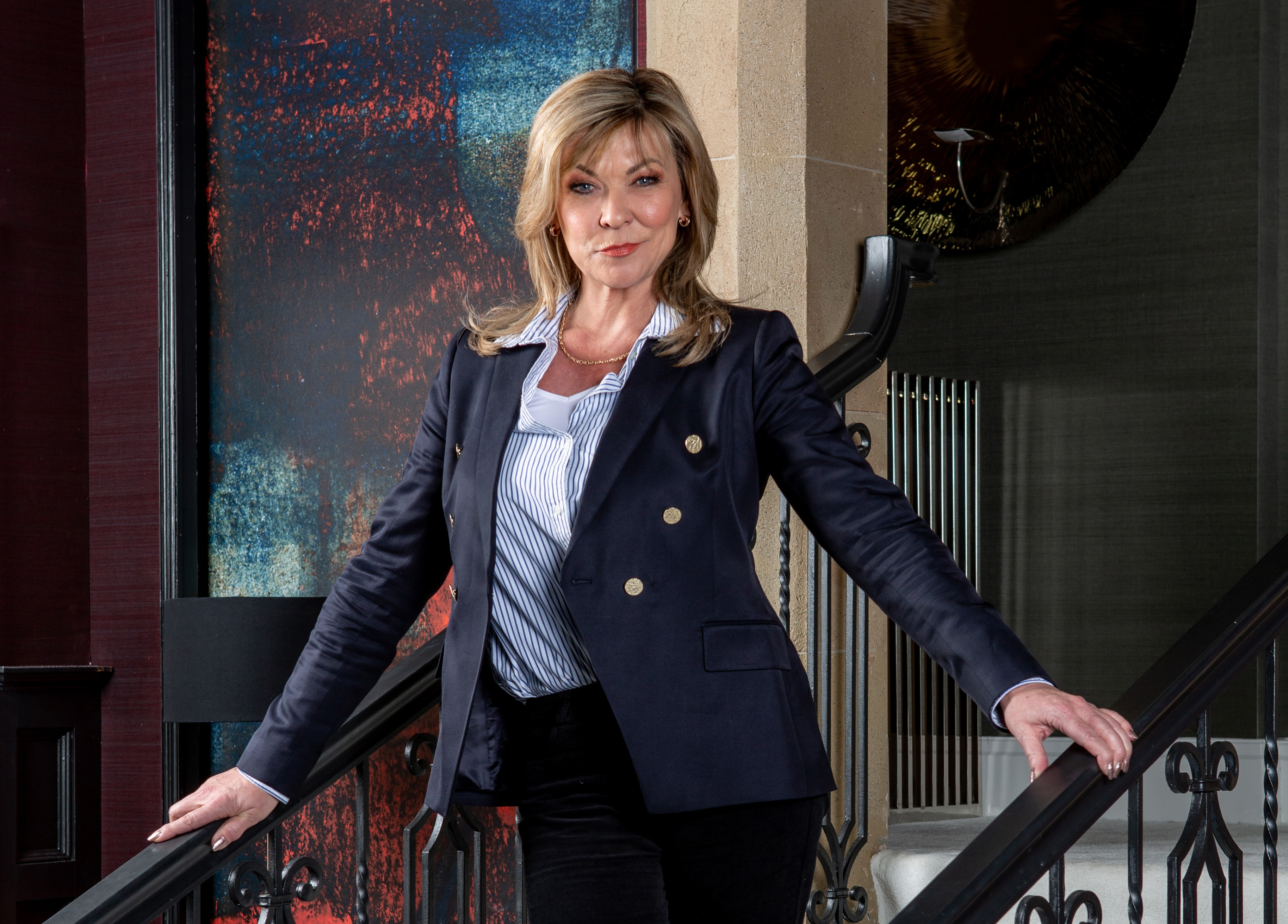 Emmerdale's Claire King promises evil Kim Tate will show softer side amid revenge storyline
