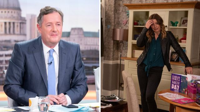 Piers Morgan brands Emmerdale's International Women's Day episode 'patronising'