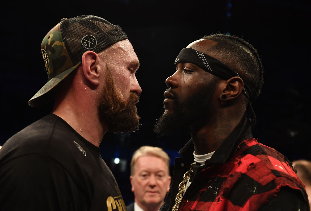 Frank Warren on what Deontay Wilder's DAZN snub means for Tyson Fury