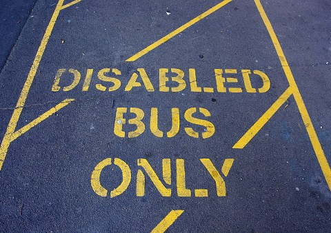 In restricting disabled people's free bus passes, councils are telling us we aren't important