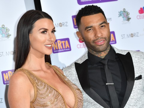 Jermaine Pennant and Alice Goodwin back together after 'split' and we can't keep up