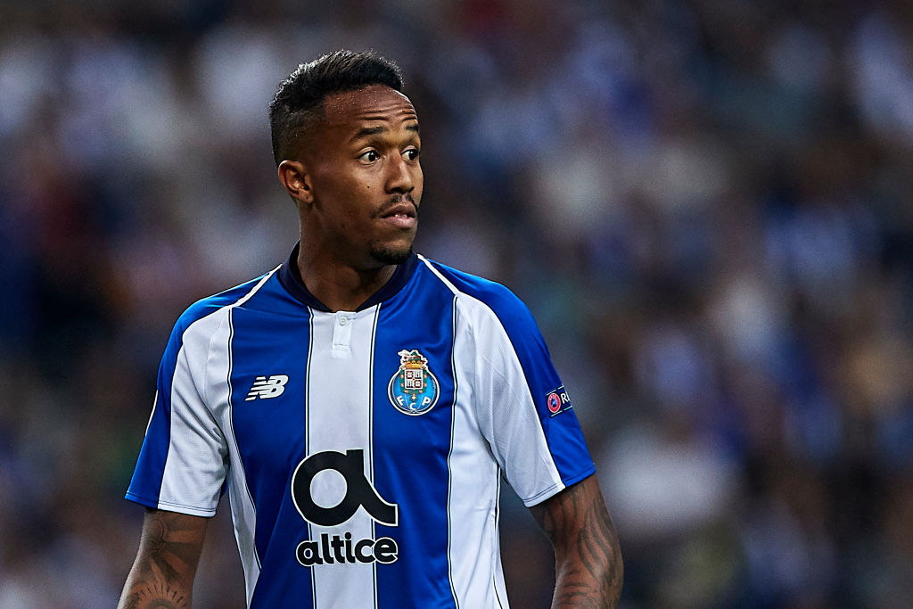 Real Madrid have reached an agreement for Eder Militao