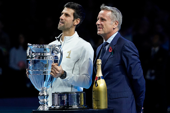 The wider implications of Chris Kermode's ATP departure after Novak Djokovic-led coup