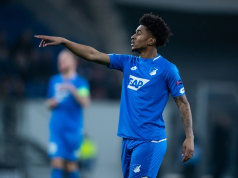 Arsenal loanee Reiss Nelson dropped by Hoffenheim for disciplinary reasons
