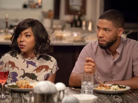 Taraji P Henson says she is 'staying positive and full of hope' over Jussie Smollett case