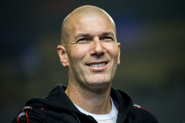 Real Madrid will hand unprecedented funds to Zinedine Zidane