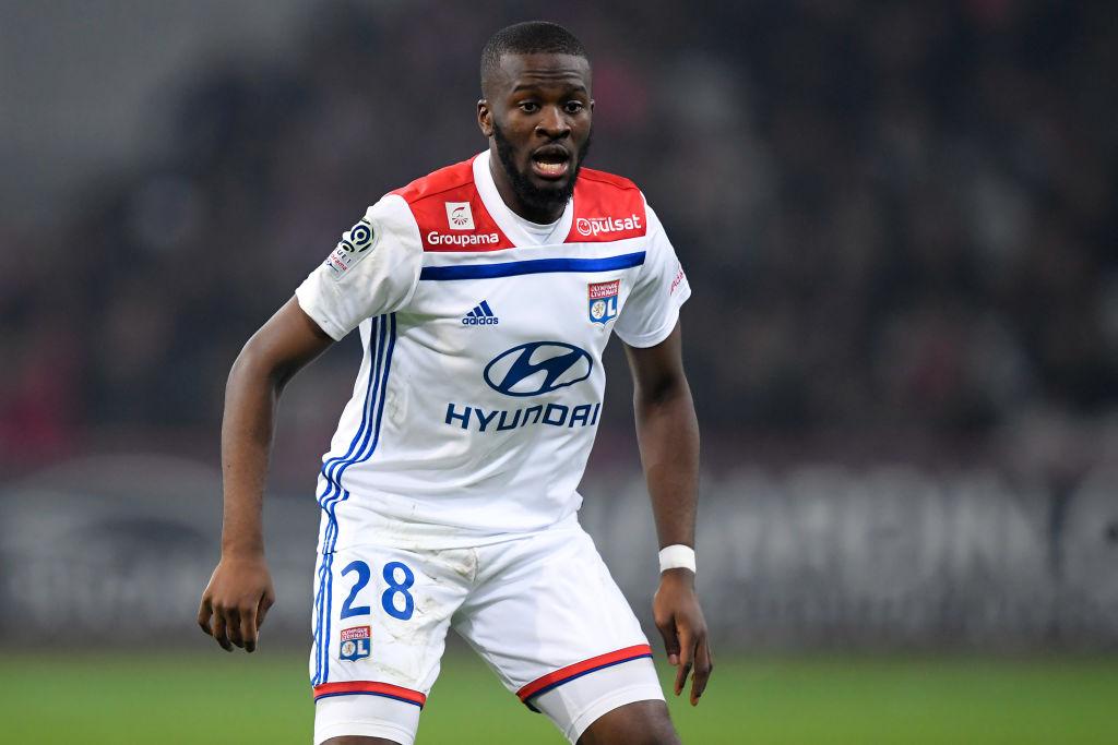 Man Utd battling Juventus, Man City and Tottenham for Lyon's Tanguy Ndombele