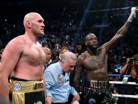 Tyson Fury vs Deontay Wilder II pushed back to 2020 with Gypsy King set to fight twice first