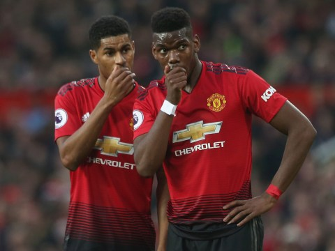 Marcus Rashford and Paul Pogba ready to make an impact for Manchester United, says Kieran McKenna
