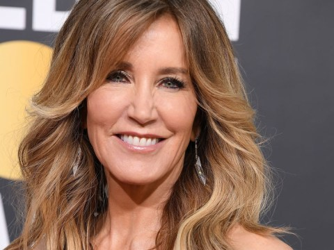 Felicity Huffman arrested 'with guns drawn' by FBI over college fraud involvement