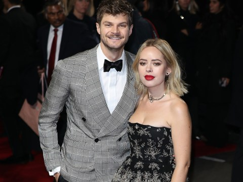 Tanya Burr and husband Jim Chapman confirm split four years after lavish wedding