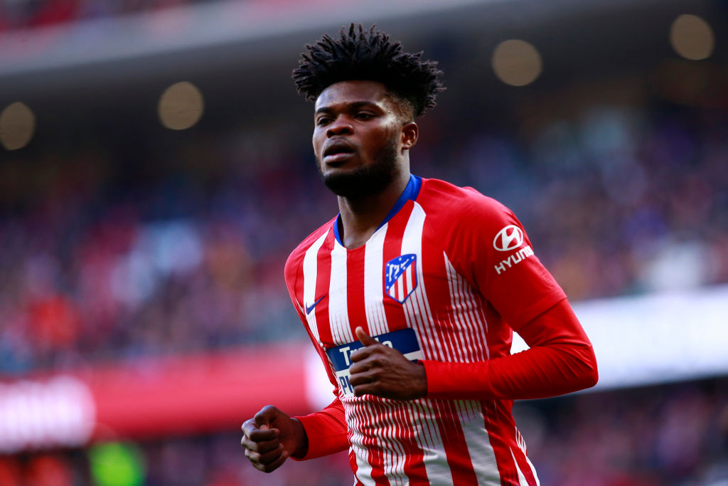 Stephen Appiah says Atletico Madrid's Thomas Partey can lead Ghana to Afcon glory.