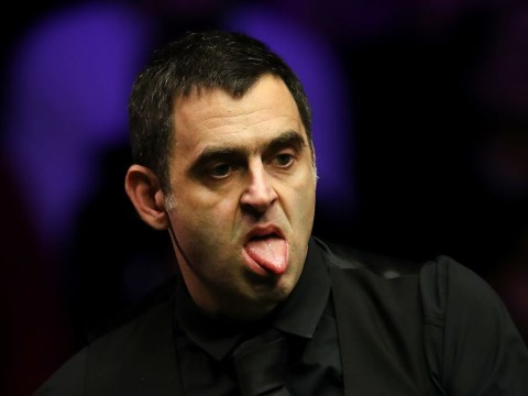 'Why would you want to play Ronnie O'Sullivan?' Joe Perry and Graeme Dott can't work it out