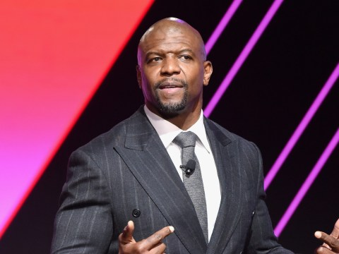 Terry Crews insists he 'never said anything derogatory' following apology about same-sex parents comments