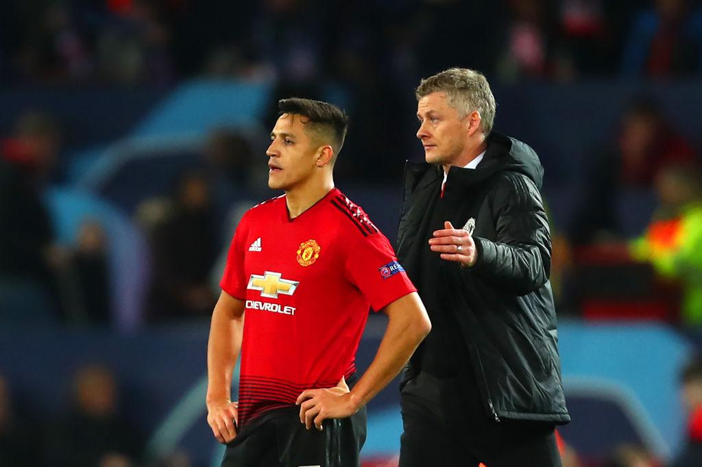 Manchester United plot loan move for Alexis Sanchez after Ole Gunnar Solskjaer snub