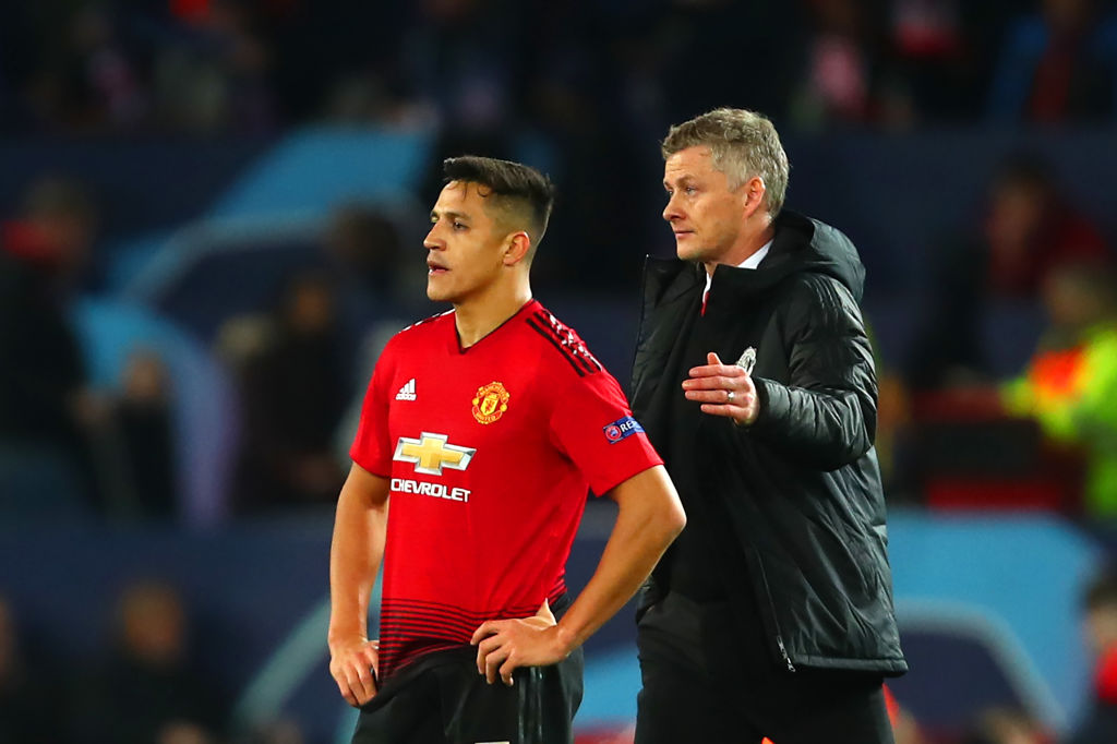 Alexis Sanchez earning £75,000 for every Manchester United appearance on top of £400,000-a-week wages