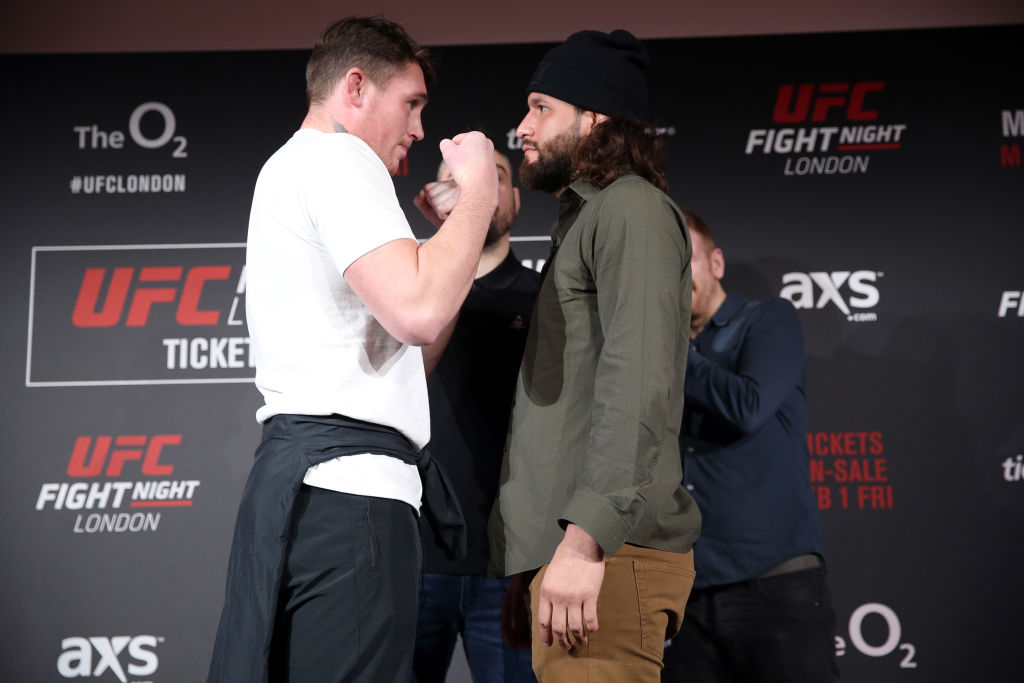 When and where are the UFC London open workouts and weigh-ins?