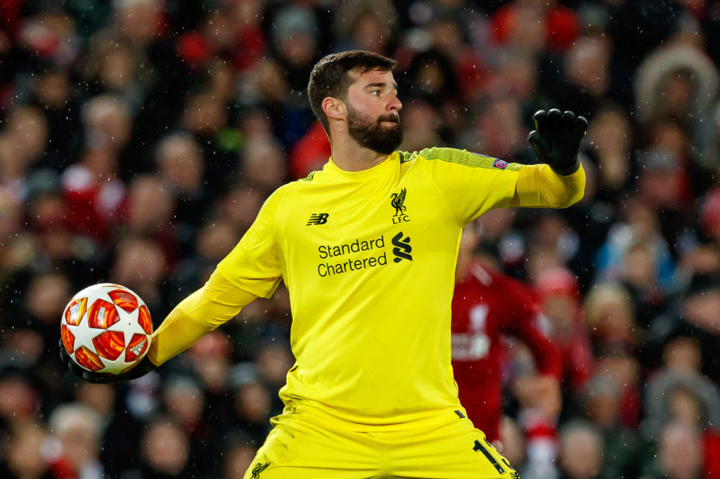 Dida outlines why Liverpool's Alisson and Man City's Ederson are modern goalkeepers