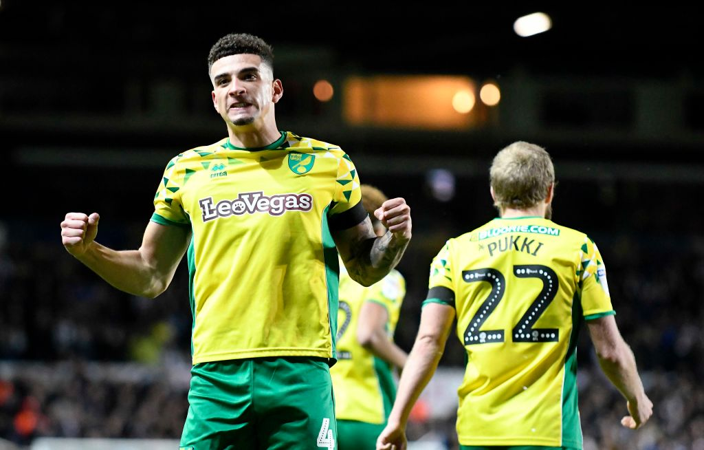 Manchester United target £10m-rated Norwich star Ben Godfrey