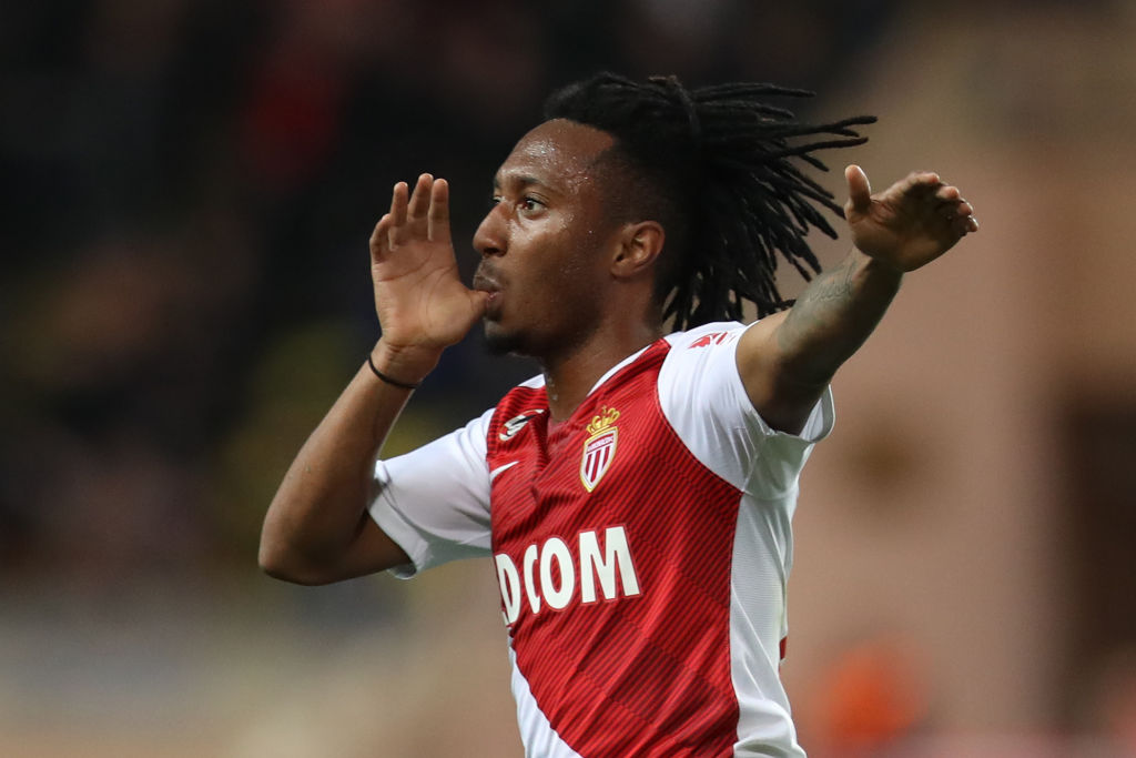 Arsenal target on-loan Monaco star Gelson Martins in summer transfer move