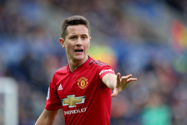 Man Utd midfielder Ander Herrera to join PSG